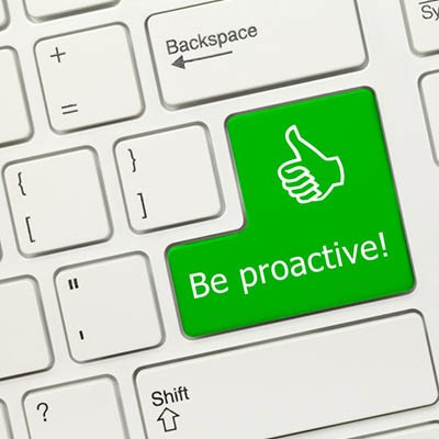 Why a Proactive Stance is Best for Your IT