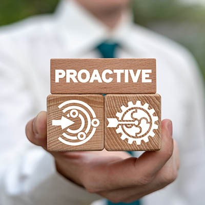 6 Reasons to Leverage Managed Services: 1. Proactive Services